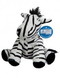 MiniFeet® Zoo Animal Zebra Zora