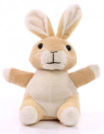 MiniFeet® Plush Rabbit Gönna
