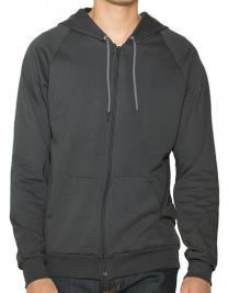 Unisex California Fleece Zip Hooded Sweatshirt