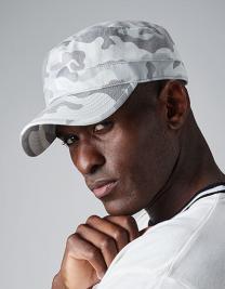 Camo Army Cap