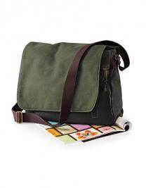 Vintage Canvas Despatch Bag