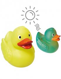 Schnabels® Squeaky Duck UV-Colour change