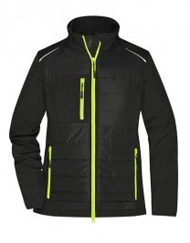 Ladies' Hybrid Jacket