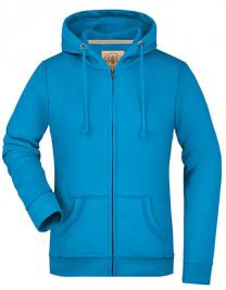 Ladies` Vintage Hoody Jacket