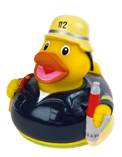 Schnabels® Squeaky Duck Fire fighter